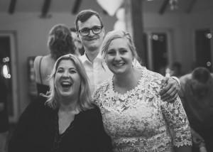 Brautpaar-Hochzeitsplanerin